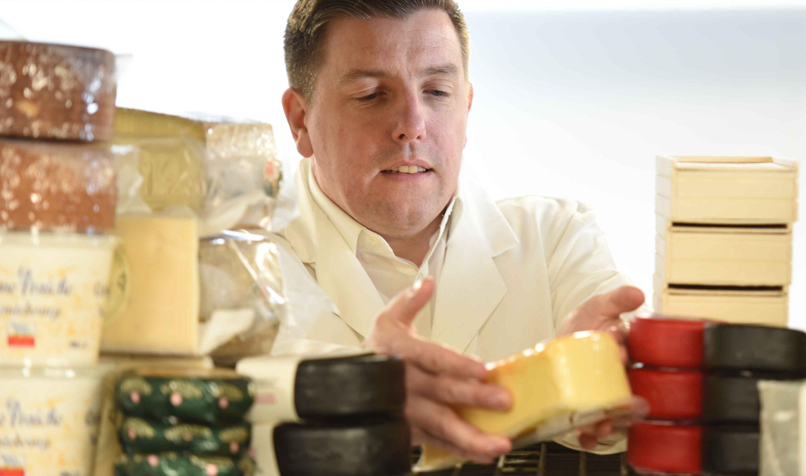 Cheese wholesaler Cambridge Essex